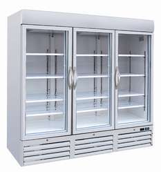 Three Door Commercial Refrigerator