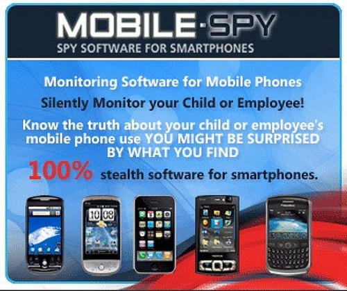 What features does this Android spy app provide?
