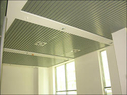 Steel / Stainless Steel And Aluminum 84 C Ceiling Panel