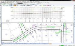 Longitudinal Section Calculation Software