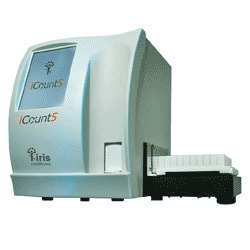Automatic Cell Counter Machine