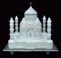 Coloured Taj Mahal Replica