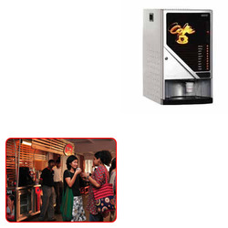 Coffee Vending Machine for Canteens