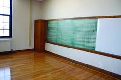 Classroom Wooden Flooring