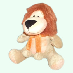Soft Toys Lion Soft Toy Manufacturer From Mumbai
