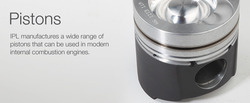 Pistons for Large Bore Engines