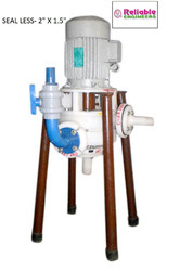 Vertical Glandless Sealess Pump