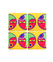 Bombay Project Coaster Shringar Yellow (set of 4)