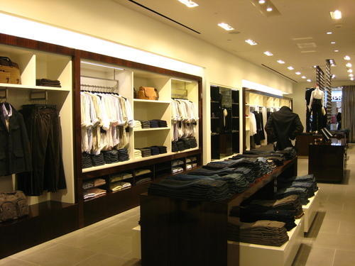 Retail Outlet Designing Services