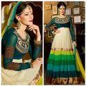 Bollywood Handwork Pure Georgette Kota Salwar Suit