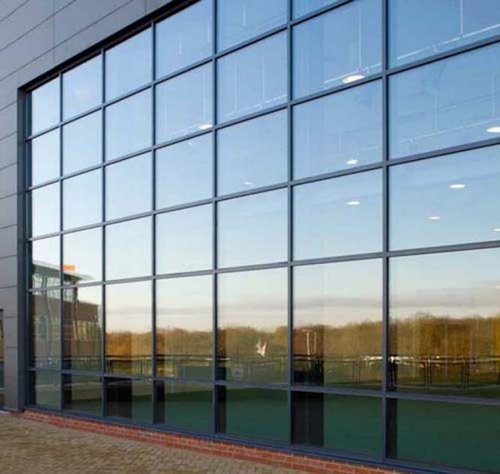 solution and curtain wall hall palram sports gallery sunpal walls facades