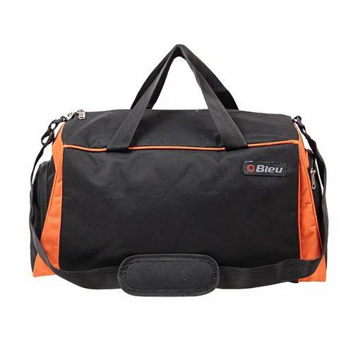 Duffel Bags - Sky Blue Gym Duffel Bags Manufacturer from Delhi c079806dd46ed