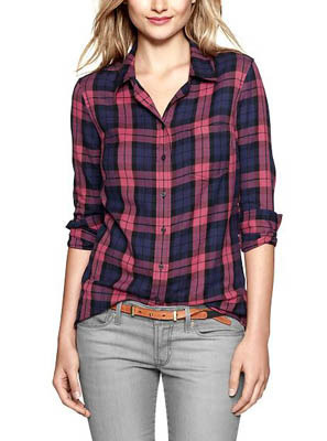 Women Flannel Shirts Garment Job Work in Delhi, JMD Aanekvarna ...