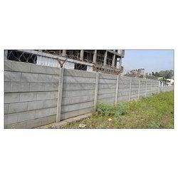 Cement Concrete Compound Walls