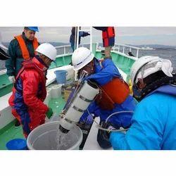 Sea Water Sampling & Analysis Service