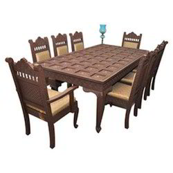 Wooden Dining Table Set In Coimbatore Tamil Nadu Wooden