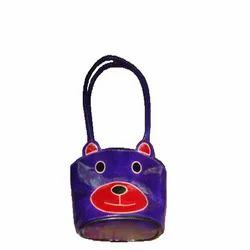 7f42b0f35f BI Shantiniketan Small Leather Bag