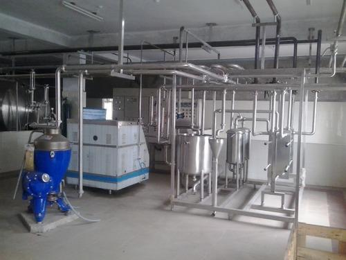 Milk Processing Plant Capacity 500 Litres Hr And 1500