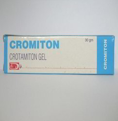 Crotamiton Gel