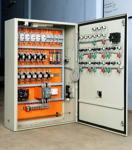 Industrial Power Control Panel at Rs 20000 /set | Power Panels | ID ...