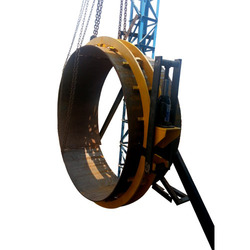 External Pipe Clamp