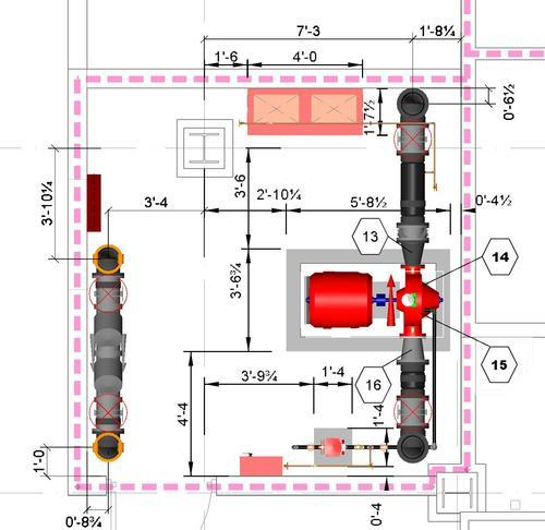 Fire Fighting System Design In New Delhi Vikas Deep Building By Radiant Safety Systems Id 9557675755