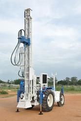 PTBW-150 Tractor Mounted Mud Rotary Drilling Rig For Sale
