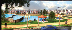 Fri City at Agra Project