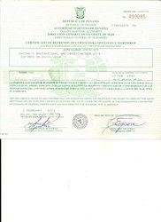 Panama Watch Keeping Certification Service in Nerul, Navi Mumbai