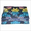 Multi Color Acrylic Blanket