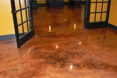 Residential Epoxy Flooring For Building Clean Coats