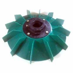PVC Fan With Flange Frame 180