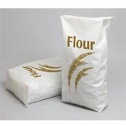 Flour Laminated Bags