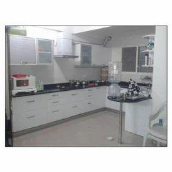 L Shaped Modular Kitchen म डर न क चन म डर न रस ई In Chandra Layout Bengaluru Techno Modular Furnitures Id 7917684888