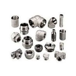 Super Duplex Steel Forged Pipe Fittings