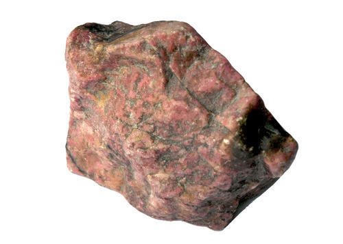 Image result for rhodonite raw