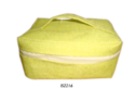 Jute Cosmetic Pouch