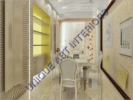 Dining room interior decoration in laxmi nagar delhi unique art