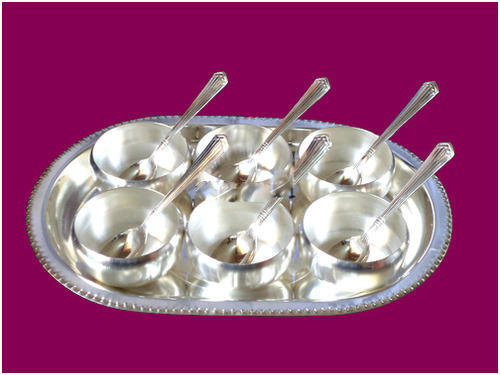 Silver Plated Gift Items, Gift Items | Milap Nagar, Dombivli | Om ...