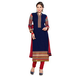 6846315e0 Women s Salwar Suit - Semi Stitched Salwar Suit Ecommerce Shop ...