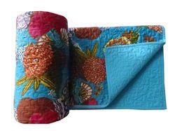 Designer Woollen Quilt
