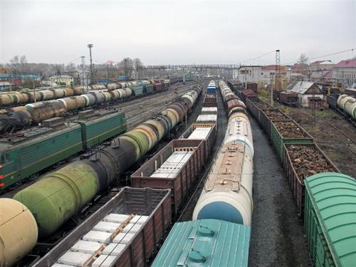 Train Logistics in Delhi, Bawana Industrial Area Sector 3 by