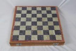 Soapstone Chess Board