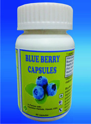 Blue Berry Capsules