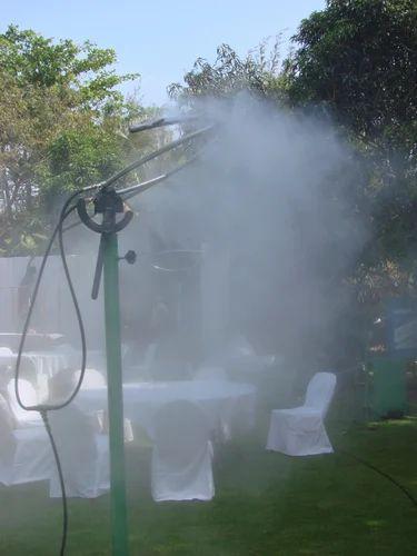 Outdoor Mist Cooling System Mist Cooling System Exporter