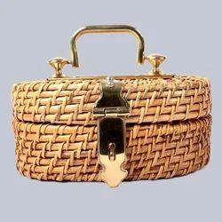 Oval Cane Box
