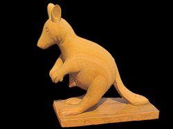 Stone Kangaroo