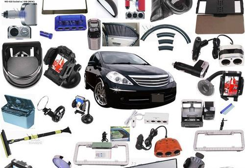 Car Accessories Eagle Automobiles Manufacturer In Karol Bagh
