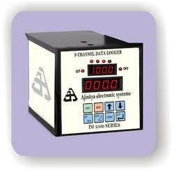 K Type 8 Channel Data Logger