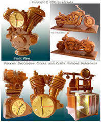 Decorated Items Wooden Product